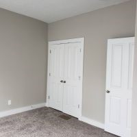 BEDROOM RENOVATION AFTER ADDITION OF CLOSETS
