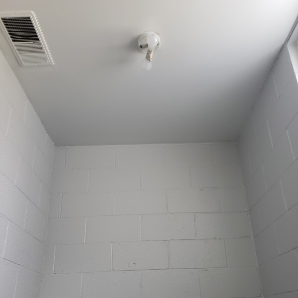 Bathroom Being Painted